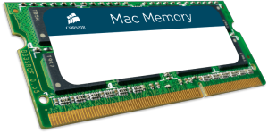 Bild Corsair Mac Memory 4GB SO-DIMM 1066Mhz CL9