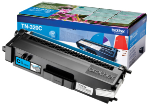 Bild Brother Toner TN-320C 1.5k Cyan