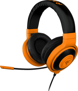 Bild Razer Kraken Pro Analog Gaming Headset - Neonorange