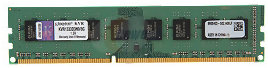 Bild Kingston 8GB 1333MHz DDR3 Non-ECC CL9 DIMM