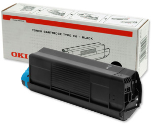 Bild OKI Toner Black C5100/C5300 5.000 pages