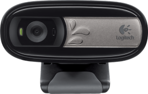Bild Logitech C170 Webcam USB Black