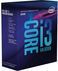 Bild Intel Core i3 8350K - Coffee Lake (Ingen kylare)