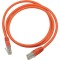 Produktbild Deltaco UTP Cat.6 patchkabel 0.5m, orange