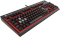 Produktbild Corsair Gaming Strafe Mech Cherry MX Red, Red LED