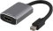 Produktbild Deltaco Mini DisplayPort till HDMI adapter- UltraHD i 60Hz - Svart
