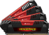 Bild 1 Corsair Vengeance® Pro 32GB (4 x 8GB) 1600MHz DDR3L CL9 Red
