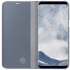 Bild 2 Samsung Clear View Standing Cover Galaxy S8+ Silver