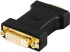 Bild 3 Deltaco DVI-adapter, DVI-I Single Link - VGA 24+5-pin ho - 15-pin ha