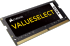 Bild 1 Corsair Value Select 8GB (2 x 4GB) SO-DIMM DDR4 2133MHz CL15