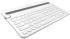 Bild 1 Logitech K480 Multi-Device Keyboard - Vit