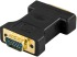 Bild 2 Deltaco DVI-adapter, DVI-I Single Link - VGA 24+5-pin ho - 15-pin ha